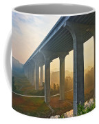 I-80 In Cuyahoga Valley National Park Coffee Mug