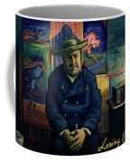 I Am Afraid You Will Never Deliver That Letter To Theo Van Gogh Coffee Mug