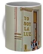 I Am The Light Coffee Mug