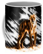 I Am The Lioness Coffee Mug