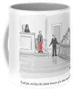 I Ask You Coffee Mug