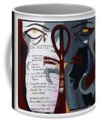 I Belive You, But I Don't Coffee Mug