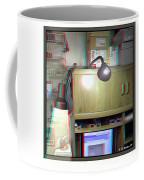 I C The Light - Use Red-cyan 3d Glasses Coffee Mug