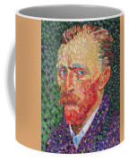 I Heart Van Gogh Portrait Of Vincent Coffee Mug