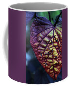 I Leaf You Coffee Mug