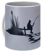 I Like To Fish Coffee Mug