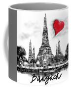 I Love Bangkok Coffee Mug