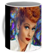 I Love Lucy Coffee Mug