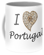 I Love Portugal Coffee Mug
