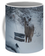 I Love Snow Coffee Mug