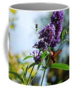 I Love The Purple Ones Coffee Mug