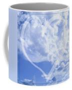 I Love You To The Clouds And Back Coffee Mug