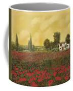 I Papaveri E La Calda Estate Coffee Mug