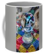 I See Painted Faces Coffee Mug