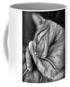 I Shall Call Him Stringy Coffee Mug by Shevon Johnson