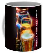 I Sing The Drums Electric Coffee Mug