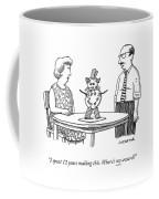 I Spent 12 Years Making This Coffee Mug