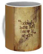 I Swear Coffee Mug
