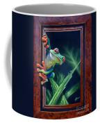 'i Was Framed' Coffee Mug
