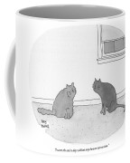 I Went The Entire Day Without Any Human Interaction Coffee Mug