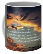 I Will Give You Hope Coffee Mug
