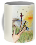 I Wish I Could Fly Coffee Mug