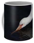 Ibis Drinking Coffee Mug