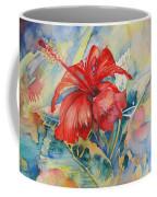 Ibiscus Coffee Mug