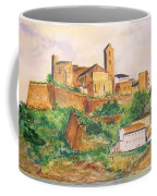 Ibiza Old Town Unesco Site Coffee Mug
