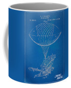 Icarus Airborn Patent Artwork Coffee Mug