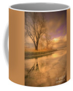 Ice And Light Coffee Mug