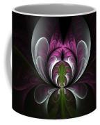 Ice Bloom Coffee Mug