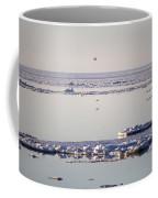 Ice Break Up Flyers  Coffee Mug