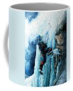 Ice Climb Coffee Mug