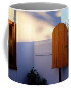 Ice Cream Shop Wooden Popsicle In Saint Augustine Florida Coffee Mug