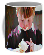 Ice Cream Time Coffee Mug