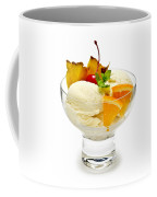 Ice Cream With Fruit Coffee Mug by Elena Elisseeva