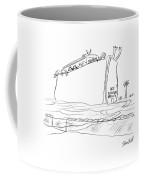 Ice Detention Facility Coffee Mug