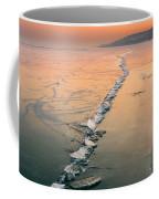 Ice Fracture Coffee Mug