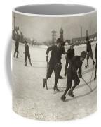 Ice Hockey 1912 Coffee Mug