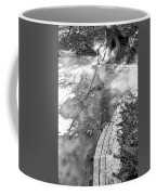 Ice In The Forest  Coffee Mug