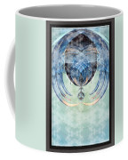 Ice Layered Effect And Framed Coffee Mug