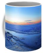 Ice On The Lake Two  Coffee Mug