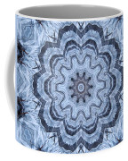Ice Patterns Snowflake Coffee Mug