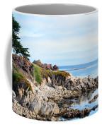 Ice Plant Along The Monterey Shore 2 Coffee Mug