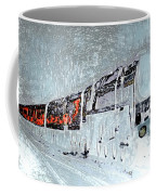 Ice Queen Express Coffee Mug