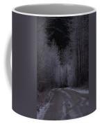 Ice Road Coffee Mug
