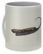 Ice Skate Coffee Mug