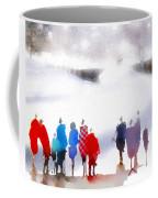 Ice Space Coffee Mug