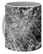 Ice Storm 2 - Bw Coffee Mug